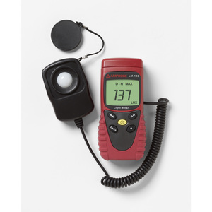 Amprobe LM-100 LIGHT METER MANUAL