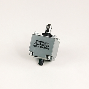 Allen-Bradley 40146-013-60 Switch Head, Limit Switch, Top Push Roller, for 802T