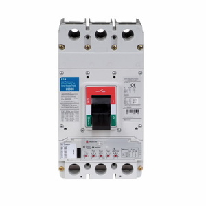 Eaton LGE360032G Lge 3 Pole, 600a Lsi Breaker