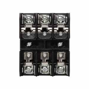 Eaton C350KJ62 TOP MTD FUSE BLOCK FRDM CLASS J 60A 600V