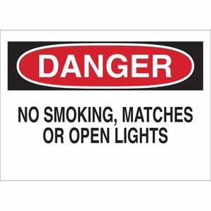 25081 NO SMOKING SIGN