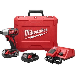 "Milwaukee 2656-22CT MILW 2656-22CT M18™ ¼"" HEX IMPACT D"