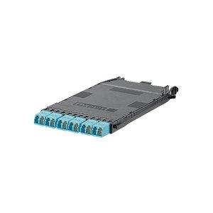 Panduit FHCZO-12-10AF HD Flex Cassette; 1 MPO to 6 duplex LC;