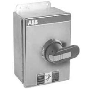 ABB FJ603-3PB6B 3 Pole Sw 60 Amp J Fuse N-3r