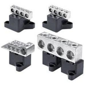 nVent Hoffman ASBB125 Block Assembly, 125 amp