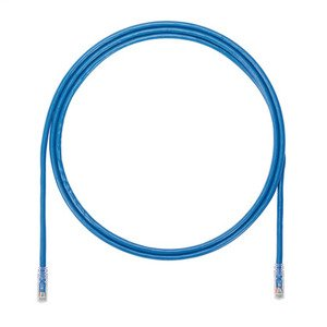 Panduit UTP6A5BU Copper Patch Cord, Cat 6A, Blue UTP Cabl