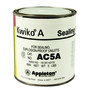 Appleton AC5A Sealing Cement, 80 Ounce/5 LB Can