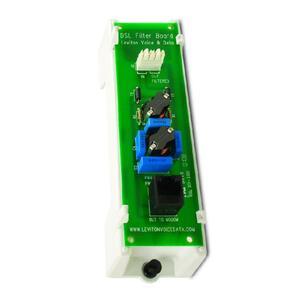 Leviton 47616-DSB DSL Filter Stand-Alone Module