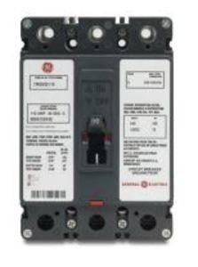 ABB TMQV22100MM Breaker, Main, Tenant, 100A, 2P, 240VAC, 100kAIC, Mounting Hardware