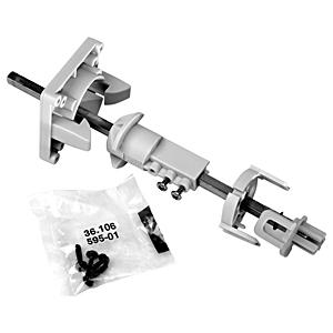 Allen-Bradley 194L-G3393 Shaft Extension, Metal, 110mm - 235mm, 194E-A