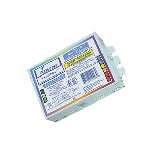 Philips Advance ICF2S70M4LD35M Electronic Ballast, Compact Fluorescent, 2-Lamp, 70W, 120-277V