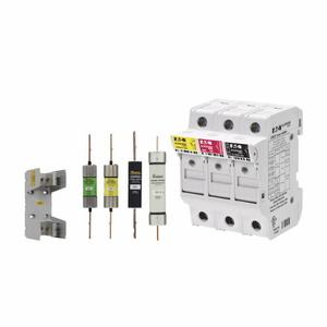"Eaton/Bussmann Series BH-2033 Modular Fuse Block for High Speed Fuses, 400A, 5000V, 3-3/8"" Stud"