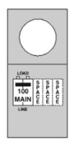 Midwest M101CP6HP 100a Headpost