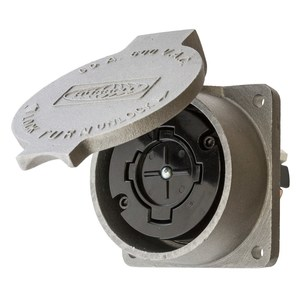 Hubbell-Kellems HBL26410 H/LOCK RCPT, 3P4W, 60A