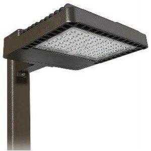 Philips - Light To Go PAL150-NW-G1-AR-4-8-BZ LED Pole Area Light, 150W, 4000K