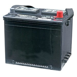 Generac 5819 Battery, Generator, 12V, 525CCA, 26R, 60kW and Below