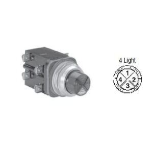 Allen-Bradley 800T-QCL424 30MM PILOT LIGHT PB