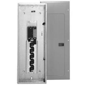 Eaton 3BR3042B200 Load Center, Main Breaker, 200A, 120/208/240VAC, 3P, 30/42, NEMA 1