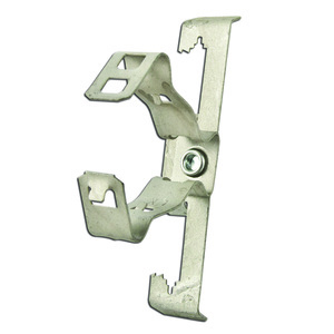 """Erico Caddy 4Z34812M Multi-Function Clip, Wire Size #12 to 3/8"""", Flange Size 1/8 to 3/8"""""""