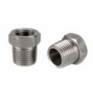 "Matco-Norca FTBU0301 Hex Bushing, Threaded, 1/2 x 1/4"", Steel"