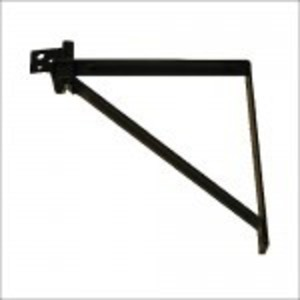 "Jan Fan JF-WCM Wall/Ceiling Triangle Bracket, Used With 20"", 24"" or 30"" Fan"
