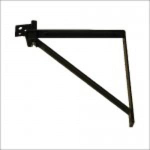 """Jan Fan JF-WCM Wall/Ceiling Triangle Bracket, Used With 20"""", 24"""" or 30"""" Fan"""