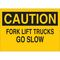 22896 TRAFFIC SIGN: INDUSTRIAL