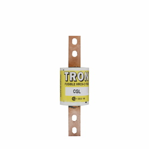 Eaton/Bussmann Series CGL-300 300 Amp HRC Form II Class CC Current-Limiting Fuse, 600V
