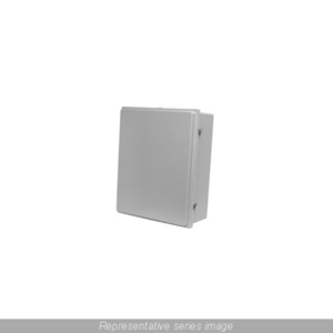 PJ864RT ENCLOSURE N4X  POLY RAISED L