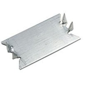 "Hubbell-Raco RX2709 Stud Guard, Steel, 1-1/2"" x 2-9/16"", 100/PK *** Discontinued ***"