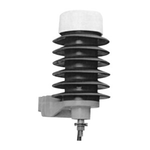 GE 9L15GCB001 Surge Arrestor, Secondary, 650V rms, 2P, Indoor or Outdoor