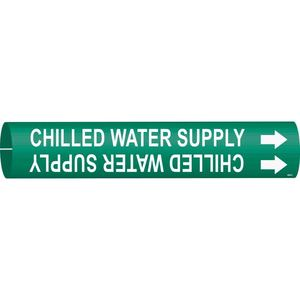 4024-C 4024-C CHILLED WATER SUP/GRN/STY