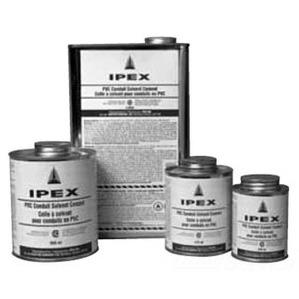 Kraloy 078885 PVC Cement, Clear, 1 Quart