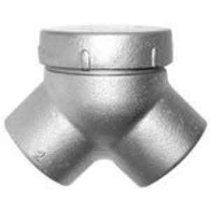 Thomas & Betts LBY45-TB 1-1/4IN CAPPED ELBOW, IRON, F/F, XP