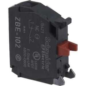 ZBE102 ADDITITONAL CONTACT I N/F