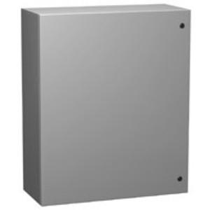 Hammond Mfg EN4SD36368GY N4,12 Eclipse Encl. - 36 X 36 X 8 - Steel/gray
