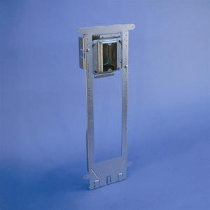 Erico Caddy A1FF1G Floor Mounted Box Bracket With Removable Mud Ring