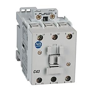 100-C43EA10 IEC 43 A CONTACTOR