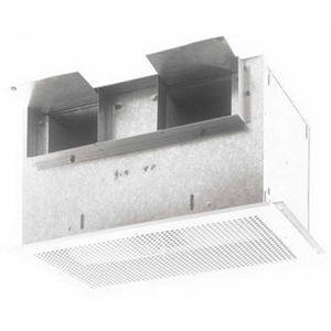 "Nutone 671R672RA Housing Pack, Galvanized Steel, 9"" x 9"" x 5-3/4"" Depth"