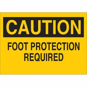 25416 PROTECTIVE WEAR SIGN