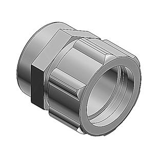Thomas & Betts LTA07520 3/4 Inch Steel Liquidtight Adapter, Rigid Conduit To Metric