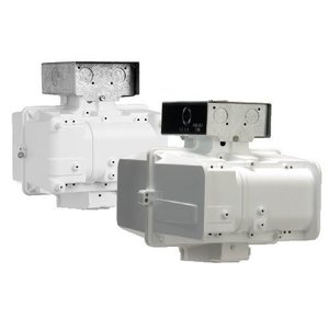 Hubbell-Outdoor Lighting BLA-400P8-WH-EX Superbay HSG 400w PS Quad WHT EX Socket