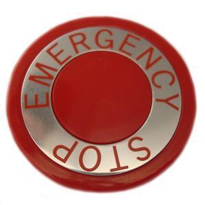 Eaton 10250TB63 Push Button, 30mm, Push-Pull, Red, 40mm, EMERG. STOP