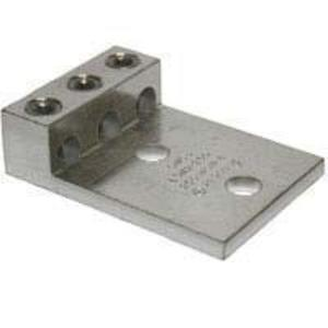 Ilsco T3A2-600N 2 AWG-600 MCM Aluminum Solderless Lug