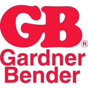 Gardner Bender F125 Hub Size: 0.75, 1.00, 1.25in, Material: Woven Nylon