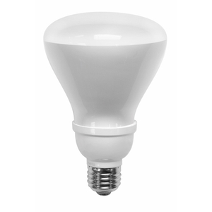 TCP 4R3014A Compact Fluorescent Lamp, R30, 14W, 2700K