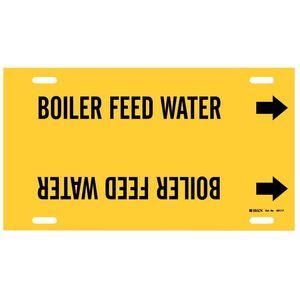 4017-F 4017-F BOILER FEED WATER/YEL/STY
