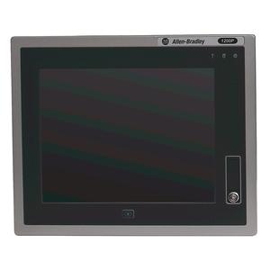 "Allen-Bradley 6181P-12A2MWX1AC Industrial Computer, Integrated Display, 12.1"", 256GB MLC Storage"