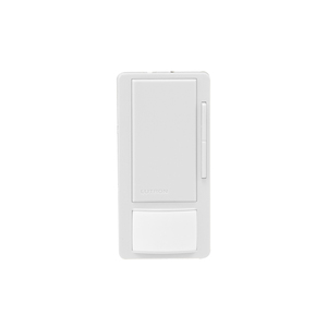 Lutron MS-Z101-WH OCC/VAC Sensor Switch Dimmer, 8A, Maestro, WH