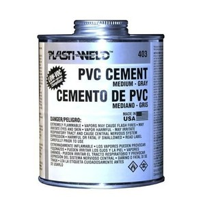 Morris Products G40336S PVC Cement